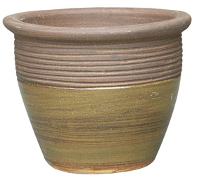 6502 Planter - Emma, PPMN Yellow