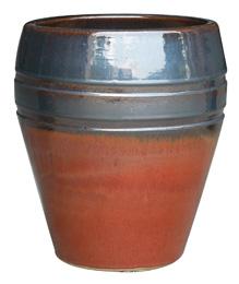 6561 Egg Pot - Eclipse, GM Rust
