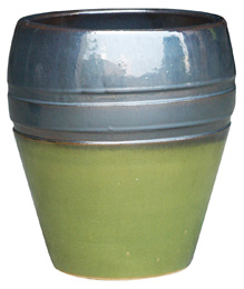 6561 Egg Pot - Eclipse, GM Sugarcane