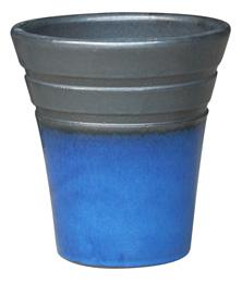 6594 Harvard Pot - Eclipse, GM Imperial Blue