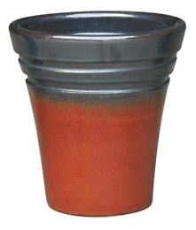 6594 Harvard Pot - Eclipse, GM Rust