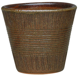 6699 Tall Liley Pot - Sumba, Sandy Brown