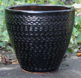 6712 Earthy Basket Black
