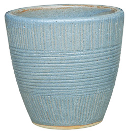 6712 New Egg Pot - Sumba, Sandy Grey
