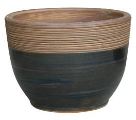 6846 Toga Bell Pot - Emma, PPMN Blue