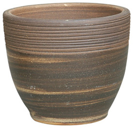 6846 Toga Bell Pot - Emma, PPMN White