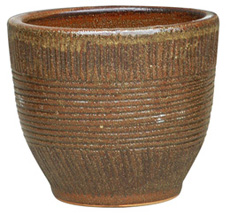 6846 Toga Bell Pot - Sumba, Sandy Brown