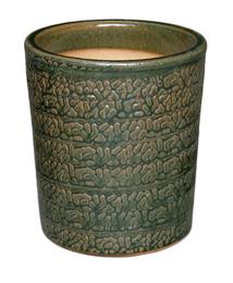 6864 Cylinder Fibretex Celadon Green