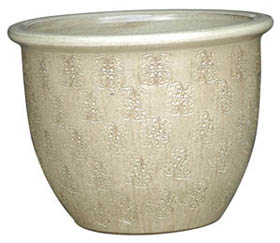 6697 OM Planter - Djorn Press Sesame Cream