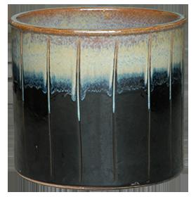 6864 Cylinder - Oblique Mocha Black